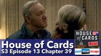 House of Cards Season 3 Episode 13 Recap: Chapter 39 | Season Finale
