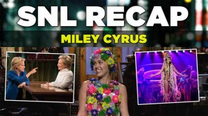 Miley Cyrus Hosting SNL Review | Oct 4, 2015 Saturday Night Live Recap