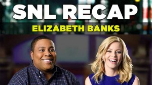 SNL 2015 Recap SUNDAY 7e/4p | Elizabeth Banks Hosting Saturday Night Nov 14