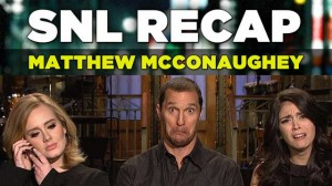 SNL 2015 Recap SUNDAY 7e/4p | Matthew Mcconaughey Hosting Saturday Night Nov 21