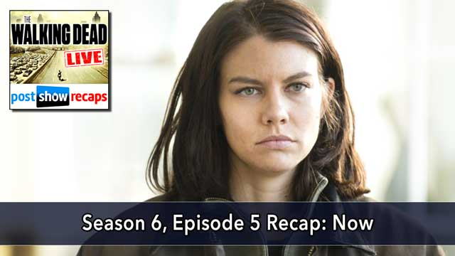"The Walking Dead 2015: Season 6, Episode 5 Recap, ""Now"" on November 8, 2015"