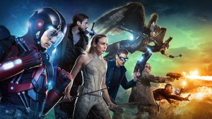Legends of Tomorrow Premiere and Superhero Chat | Most Shows Recapped Ep 16