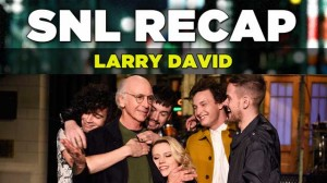 Larry David Hosting Recap | SNL 2016