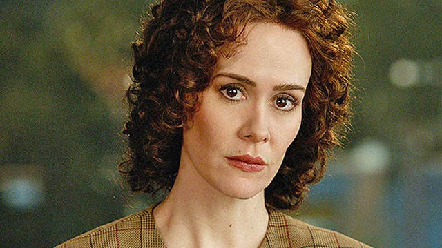 "Sarah Paulson as Marcia Clark in ""The People vs. OJ Simpson"""