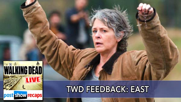 Walking Dead 2016: East Feedback - Season 6, Episode 15