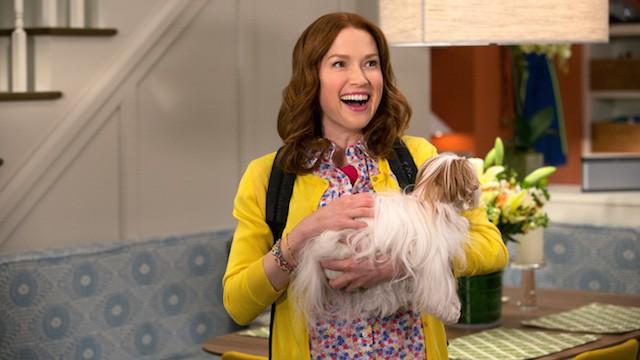 """Ellie Kemper in Netflix's """"Unbreakable Kimmy Schmidt"""""""
