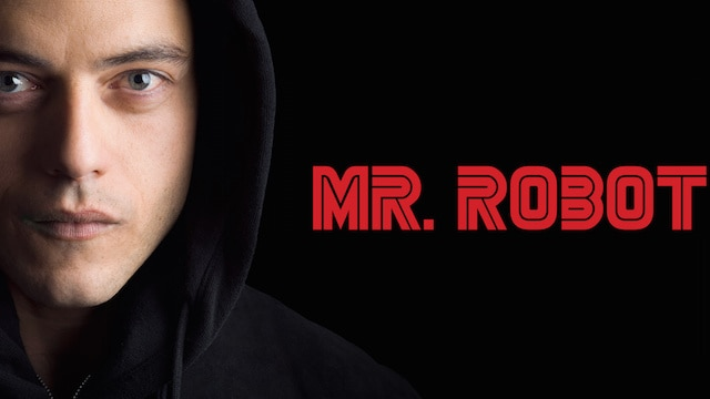 "Rami Malek is the star of USA's ""Mr. Robot"""