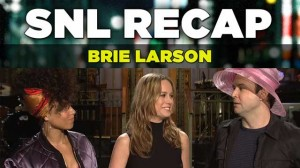 Brie Larson Hosting Saturday Night Live Recap | SNL 2016