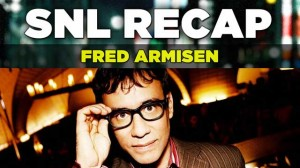 Fred Armisen Hosting Saturday Night Live Recap | SNL 2016