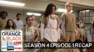 Orange is the New Black | Season 4 Episode 1 Recap