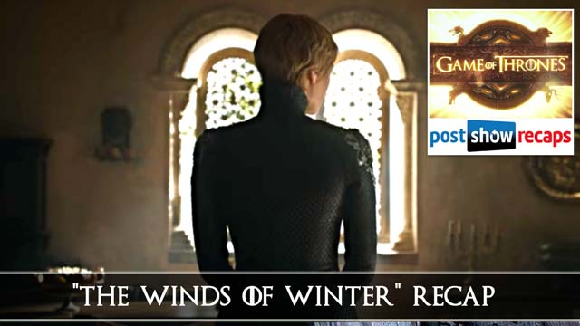 Game of Thrones 2016: Season 6, Episode 10 Recap Podcast - The Winds of Winter Review - Season 6 Finale