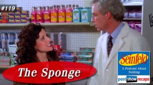 Seinfeld: The Sponge | Episode 119 Recap Podcast
