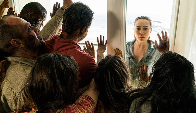 Fear the Walking Dead 2016: Season 2, Episode 10 Recap - Do Not Disturb