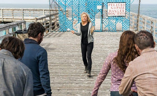 Fear the Walking Dead 2016: Season 2, Episode 11 Recap - Pablo & Jessica