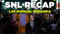 Lin-Manuel Miranda Hosting Saturday Night Live Recap | SNL 2016