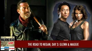 The Road to Negan, Day 3 | Glenn & Maggie