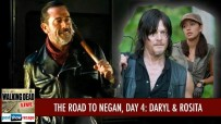 The Road to Negan, Day 4 | Daryl & Rosita