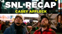 Casey Affleck Hosting Saturday Night Live Recap | SNL 2016