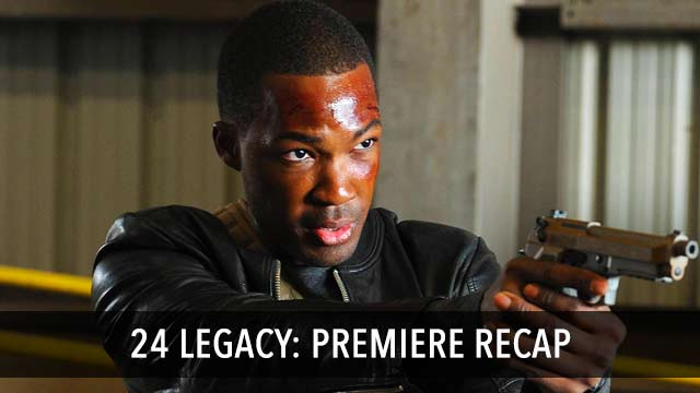 24 Legacy:  Series Premiere Recap Podcast with Josh Wigler & Rob Cesternino