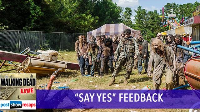 The Walking Dead Season 7, Episode 12 Feedback: Say Yes