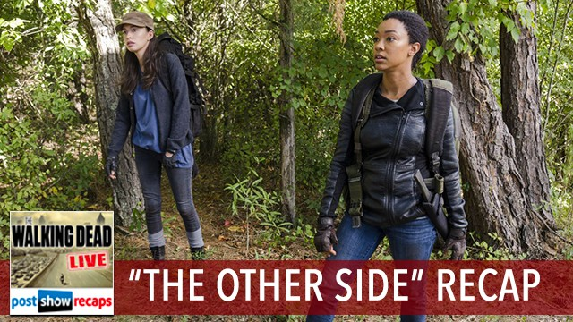 The Walking Dead Season 7, Episode 14 Recap: The Other Side