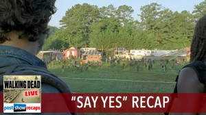Walking Dead Season 7, Episode 12 Recap | Say Yes