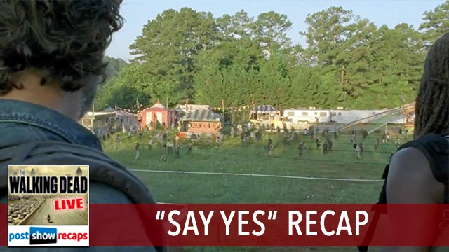 Walking Dead Season 7 Episode 12 Recap