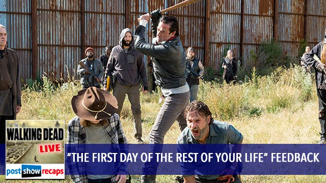 The Walking Dead Season 7, Episode 16 Feedback: The First Day of the Rest of Your Life