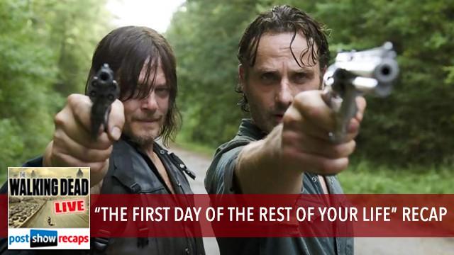 The Walking Dead season 7 episode 16 recap podcast