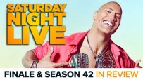 Saturday Night Live | Dwayne Johnson Recap & Season 42 in Review