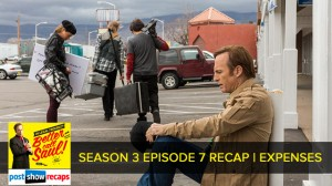 Better Call Saul Season 3 Episode 7 Recap | Expenses