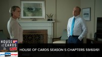 House of Cards Season 5 Recap Podcast – Chapters 59, 60 & 61