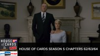 House of Cards Season 5 Recap Podcast – Chapters 62, 63 & 64