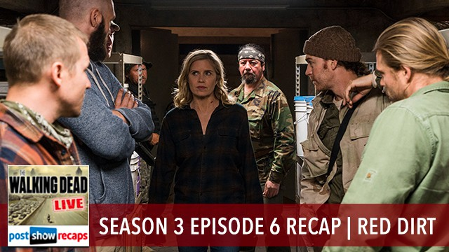 Fear The Walking Dead 2017 | Season 3 Episode 6 | Red Dirt