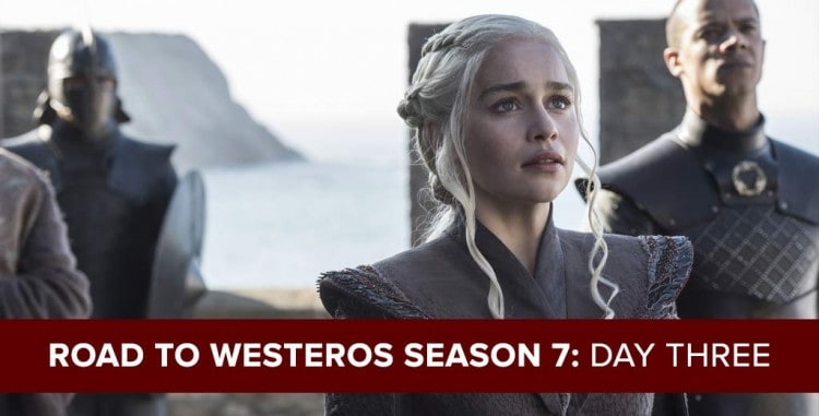 Game of Thrones 2017: Season 7 Preview Podcast - Daenerys