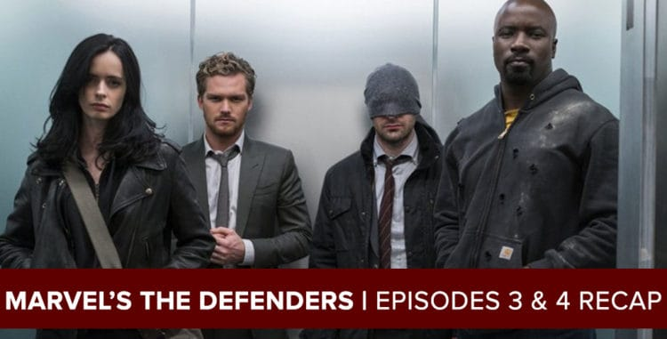Marvel's The Defenders 2017: Episodes 3 & 4 Recap Podcast