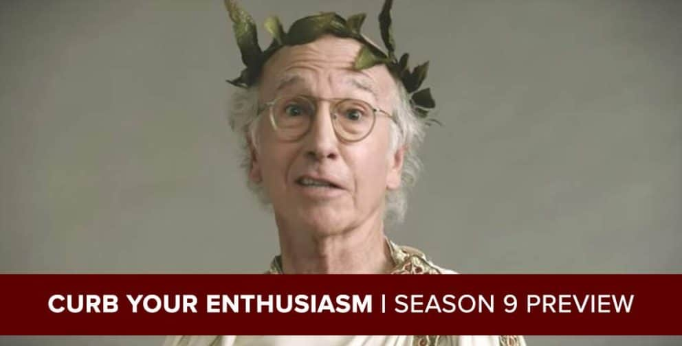 Curb Your Enthusiasm Season 9 Preview Podcast