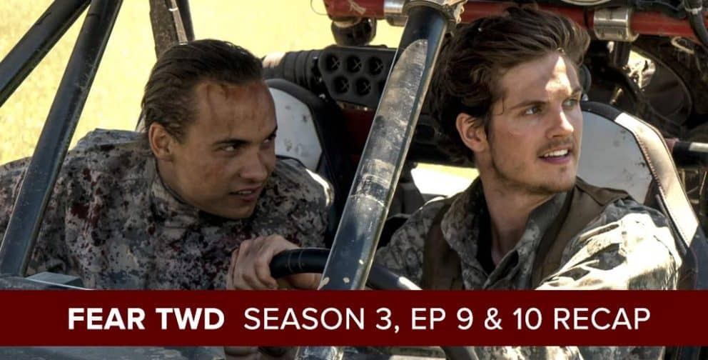 Fear the Walking Dead 2017: Season 3 Minotaur Diviner Recap