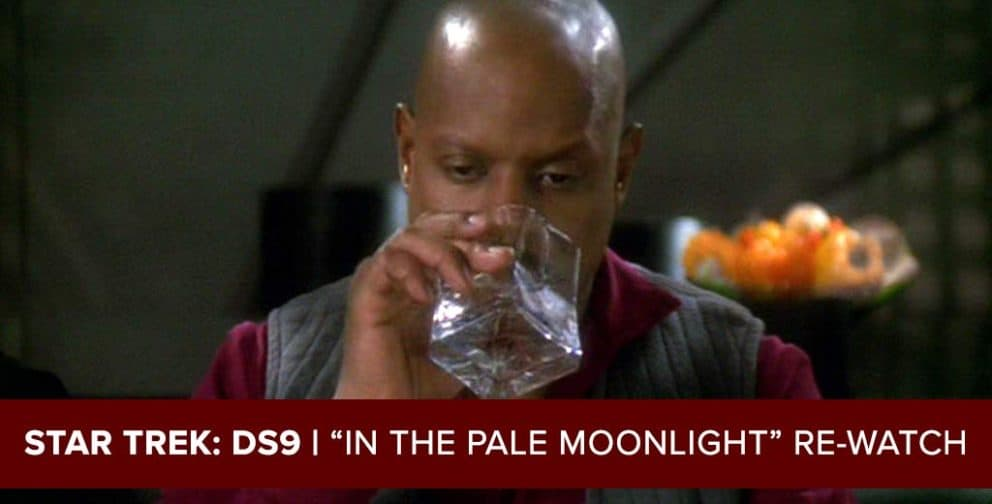 """Star Trek: Deep Space Nine """"In the Pale Moonlight"""" Re-Watch Podcast with Jessica Liese"""