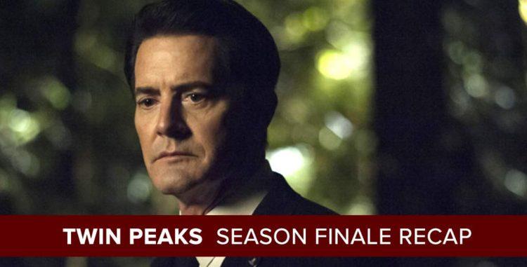 Twin Peaks 2017: Season Finale Recap Podcast with Josh Wigler & AJ Mass