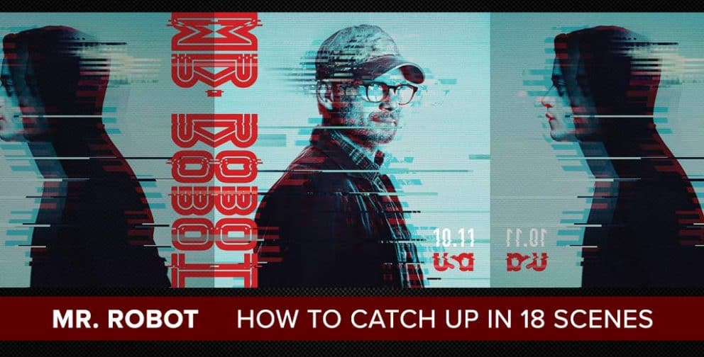 Mr. Robot Season 3 Preview: How to Catch up in 18 Scenes