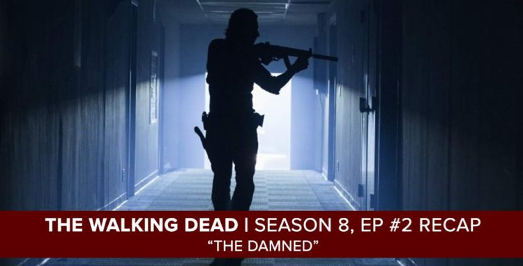 "The Walking Dead Season 8 Premiere Recap of ""The Damned"" from October 29, 2017"