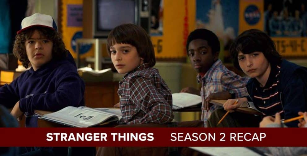 Stranger Things | Season 2 in Review