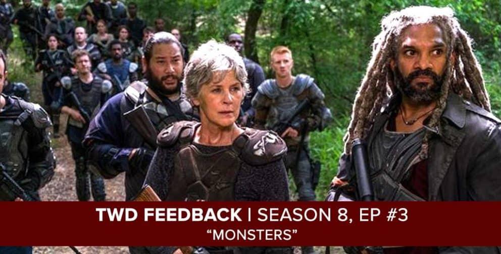 "The Walking Dead Season 8, Episode 3 Recap of ""Monsters"""