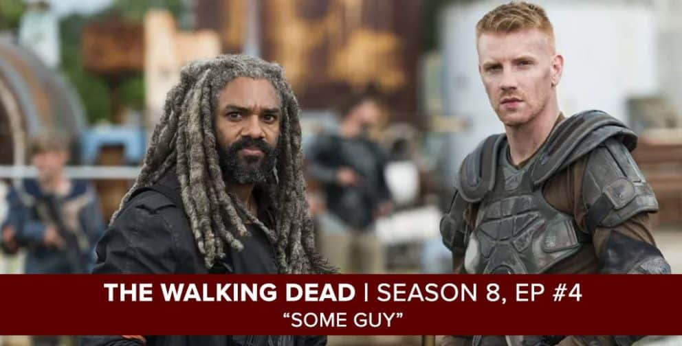 "The Walking Dead Season 8, Episode 4 Recap of ""Some Guy"""