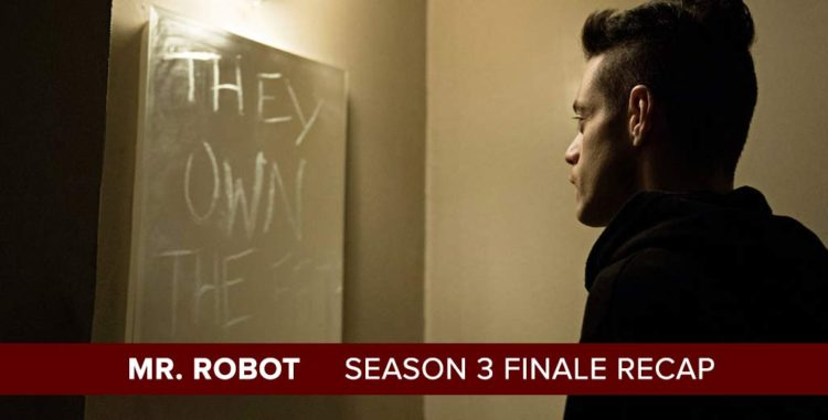 Mr. Robot Season 3 Finale Recap