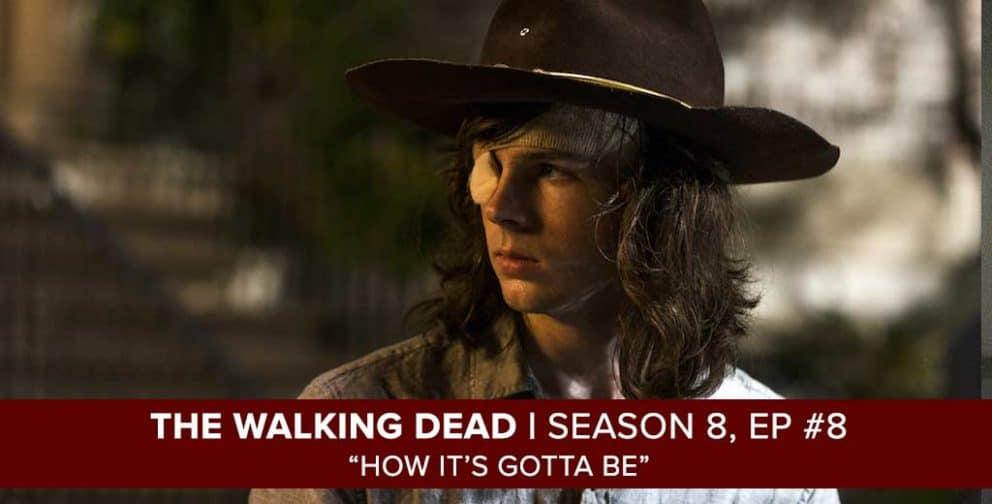 "The Walking Dead Season 8, Episode 8 Recap of ""How It's Gotta Be"""
