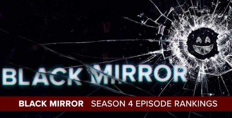 Ranking the 6 Episodes of Black Mirror Season 4