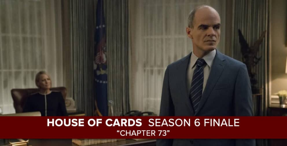 House Of Cards Bs To
