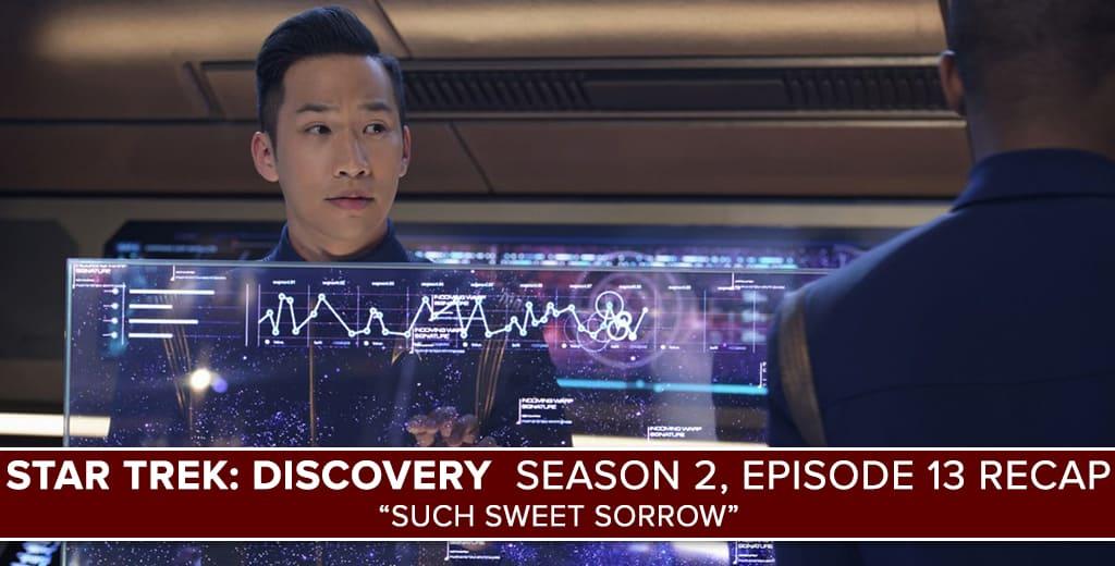 "Star Trek: Discovery | Season 2, Episode 13 Recap: ""Such"